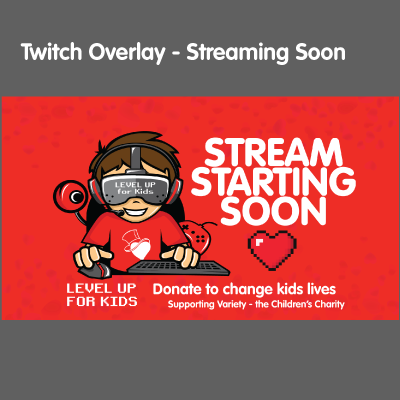 Twitch - Streaming Soon