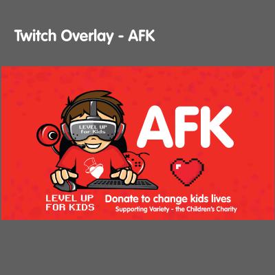 Twitch - AFK