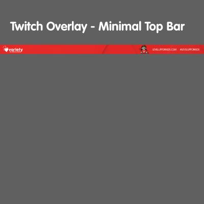 Twitch - Min Banner Top