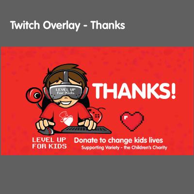 Twitch - Thanks