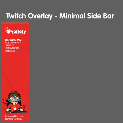 Twitch - Min Banner Side